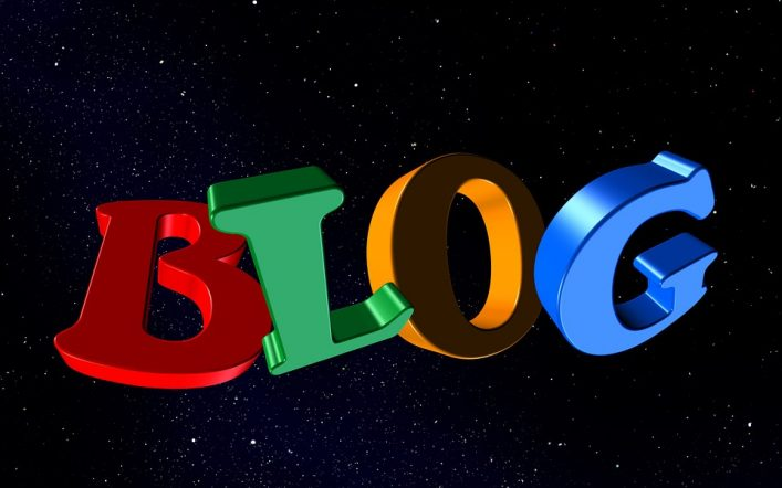 Comment créer une page d'accueil de blog
